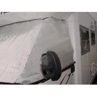 Pare-soleil - Bande Solaire - Film Solaire Volet exterieur isotherme Trafic des 2001