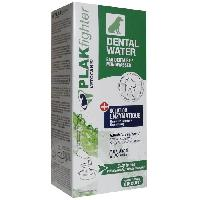 Parfum - Desodorisant - Desinfectant Eau dentaire Plak Fighter - 300 ml - Solution hygiene Bucco-Dentaire - Pour animaux de compagnie