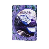 Parfum - Savon Coffret de 6 pieces complet savons lavande