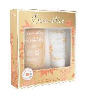 Parfum BIEN ETRE Coffret Eau de Cologne Eau des Familles Splash 250 ml + Baume Hydratant Eau des Familles 100 ml