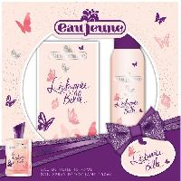 Parfum Coffret Eau de toilette Echappee Belle 75 ml + Deodorant 150 ml