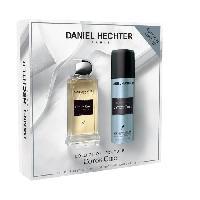 Parfum DANIEL HECHTER Ecrin Eau de toilette Couture Coton Chic 100 ml + Déodorant 150 ml