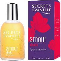 Parfum Secrets de vanille - amour absolu 100ml - Aucune