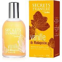 Parfum Secrets de vanille - vanille de madagascar 100ml