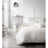 Parure De Couette TODAY Housse de couette 100 Coton 240x260 cm ivoire
