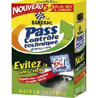 Pass controle technique Antipollution Essence - 2x300ml - BA90443