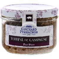Pate - Terrine - Rillette En Conserve Terrine campagne - 180 g