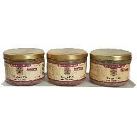 Pate - Terrine - Rillette En Conserve Terrines d'Oie aux Marrons 3x180g