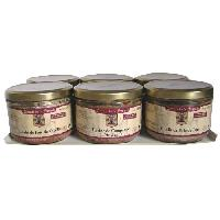 Pate - Terrine - Rillette Terrines Tradition 6x180g