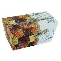 Pate A Tartiner Ballotin de pates de fruits - Exotiques - 300 g - lot de 3