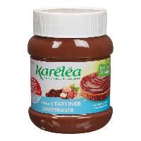 Pate A Tartiner Karelea pate a tartiner noisette cacao Bio - 400g