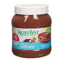 Pate A Tartiner Karelea pate a tartiner noisette cacao Bio - 750g