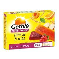 Pate De Fruits Pates de fruits - 162 g