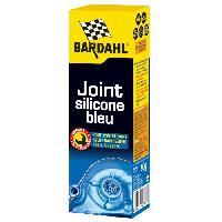 Pate Et Solvant De Nettoyage - Reparation Joint Silicone Bleu