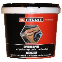 Pate Et Solvant De Nettoyage - Reparation Savon en pâte 750 ml - Facom