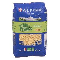 Pates - Riz - Cereales - Legumes Secs ALPINA SAVOIE avione Bio - 500g