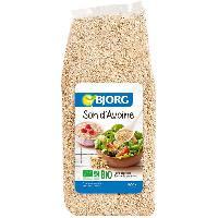 Pates - Riz - Cereales - Legumes Secs BJORG Son d'Avoine Bio 500g