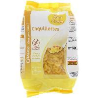 Pates - Riz - Cereales - Legumes Secs Coquillette Sans gluten 500g
