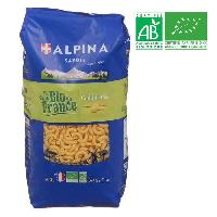 Pates - Riz - Cereales - Legumes Secs Coquillettes bio de france 500g