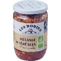 Pates - Riz - Cereales - Legumes Secs Mélange de céréales gourmandes Bio - 585g - Generique