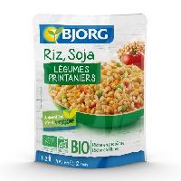 Pates - Riz - Cereales - Legumes Secs Riz Soja legumes Doypack Bio 250g