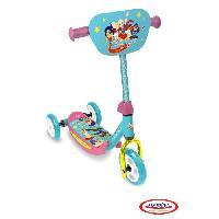 Patinette - Trottinette DC SUPER HERO GIRL - Trottinette 3 roues