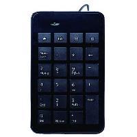 Pave Numerique MOBILITY LAB Pavé numérique - USB - Noir - Netbook