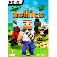 Pc 8-Bit Armies Jeu PC - Just For Games