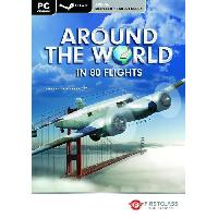 Pc Around The World in 80 flights Jeu PC