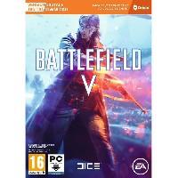 Pc Battlefield 5 Jeu PC - Electronic Arts