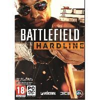 Pc Battlefield Hardline Jeu PC - Electronic Arts