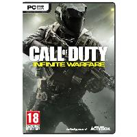 Pc Call of Duty- Infinite Warfare Jeu PC