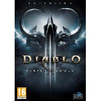 Pc Diablo 3- Reaper Of Souls Jeu PC-MAC