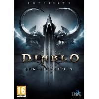 Pc Diablo 3- Reaper Of Souls Jeu PC-MAC - Activision