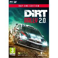 Pc Dirt Rally 2.0 Day One Edition Jeu PC - Codemasters