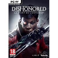 Pc Dishonored - La Mort de l'Outsider Jeu PC