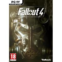 Pc Fallout 4 Jeu PC - Just For Games