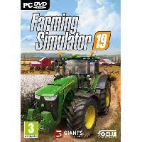 Pc Farming Simulator 19 Jeu PC - Focus