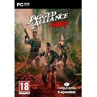Pc Jagged Alliance Rage Jeu PC - Just For Games