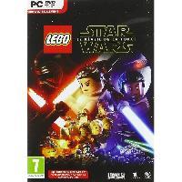 Pc Lego Star Wars Le Reveil de la Force Jeu PC - Just For Games