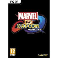 Pc Marvel vs Capcom Infinite Jeu PC