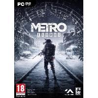 Pc Metro Exodus Jeu PC - Deep Silver