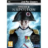 Pc Napoleon Total War The Complete Edition Jeu PC - Just For Games