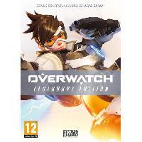 Pc Overwatch Legendary Edition Jeu PC - Blizzard