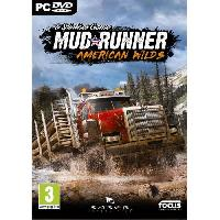 Pc Spintires Mudrunners AWE Jeu PC - Focus