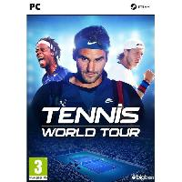 Pc Tennis World Tour jeu PC