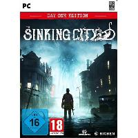 Pc The Sinking City Day One Edition Jeu PC - Bigben