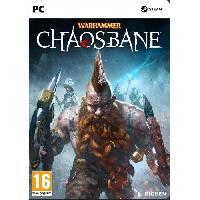 Pc Warhammer ChaosBane Jeu PC - Bigben