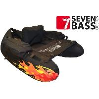 Peche SEVEN BASS Float tube Devil - 7 Seven Bass Design