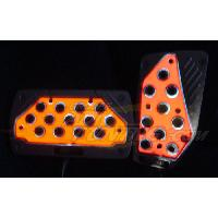 Pedaliers Pedalier Boite Automatique - rouge - NA100RD - 12V - 666-CaL - ADNAuto